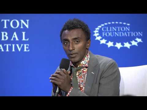 Starting the Food Chain with Nutrition: Panel Discussion - CGI 2015 Annual Meeting
