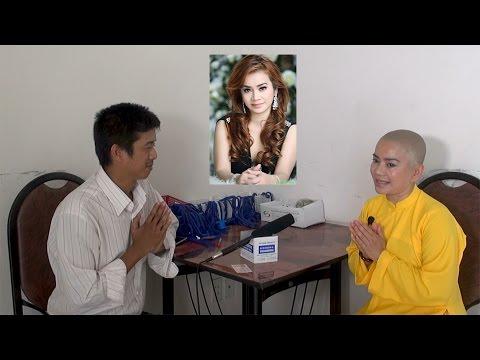 """Hoa Hậu Bích Liên 'từ bỏ ánh hào quang"""" nương nhờ cửa Phật"""