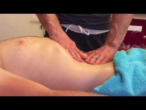 Висцеральный массаж живота: как выдержать массаж