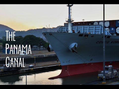 The Panama Canal - An Engineering Wonder