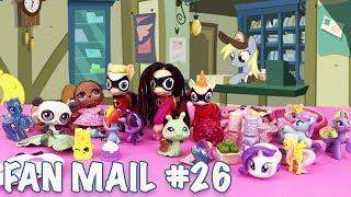 Snail Mail Saturday #25 || LOL Dolls
