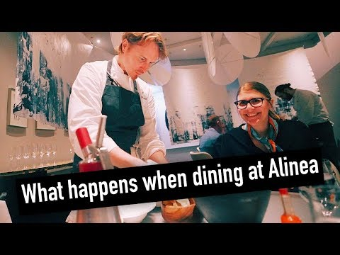 48 hours in Chicago | Dinner at Alinea