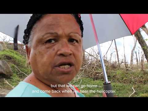 Puerto Ricans face new reality after Hurricane Maria