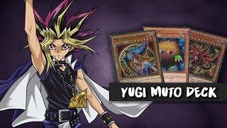 Deck de YUGI: Bataille ville - Club YuGiOh S02