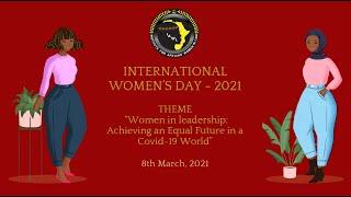 African Women in Law  IWD-2021