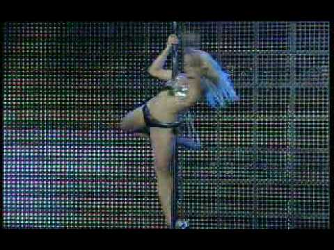 Alicja Gralewska - South African Pole Dance Championships 2008