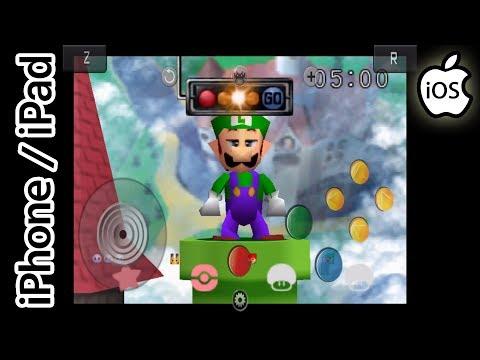 Super Smash Bros. | Happy Chick Emulator | iPhone / iPad / iOS [1080p] | Nintendo 64