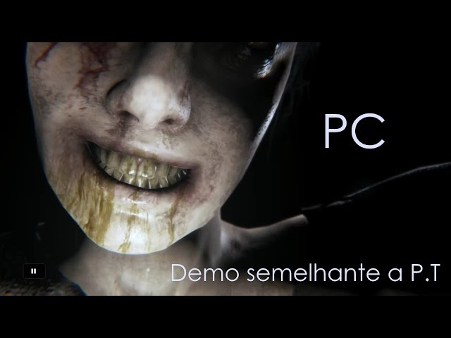 Silent Hill Demo P.t. Recriada: Gameplay [pc] Vai Assustar A MÃe
