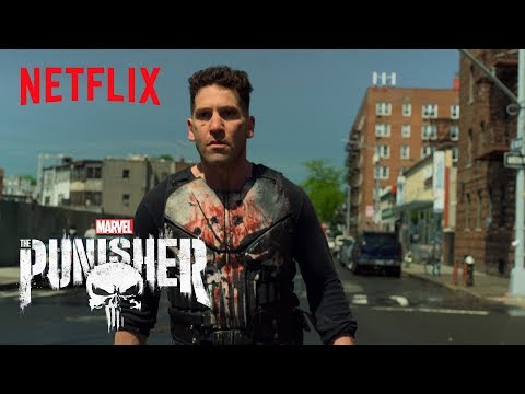 Harms - I'm Secretly Pumped About the New Season of The Punisher