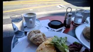 Париж: завтрак