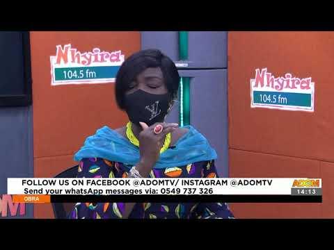 Obra on Adom TV (20-9-21)