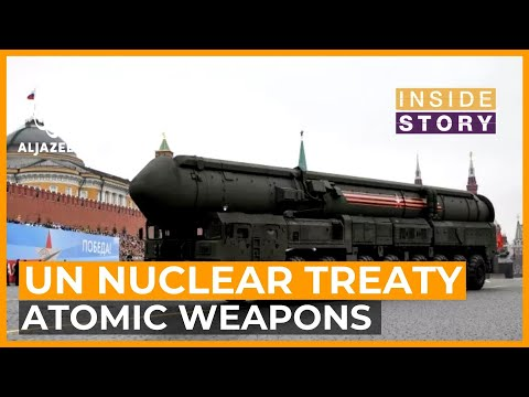 Can The UN's New Nuclear Treaty Really Abolish Atomic Weapons? | Inside Story