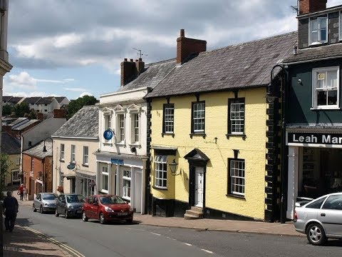 Places to see in ( Ottery St  Mary - UK )