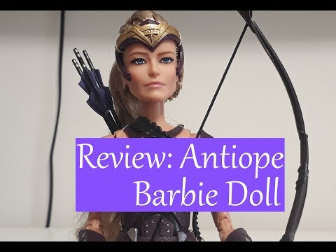Review: Antiope Barbie Doll