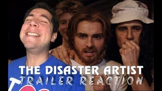 The Disaster Artist | Official Trailer Reaction