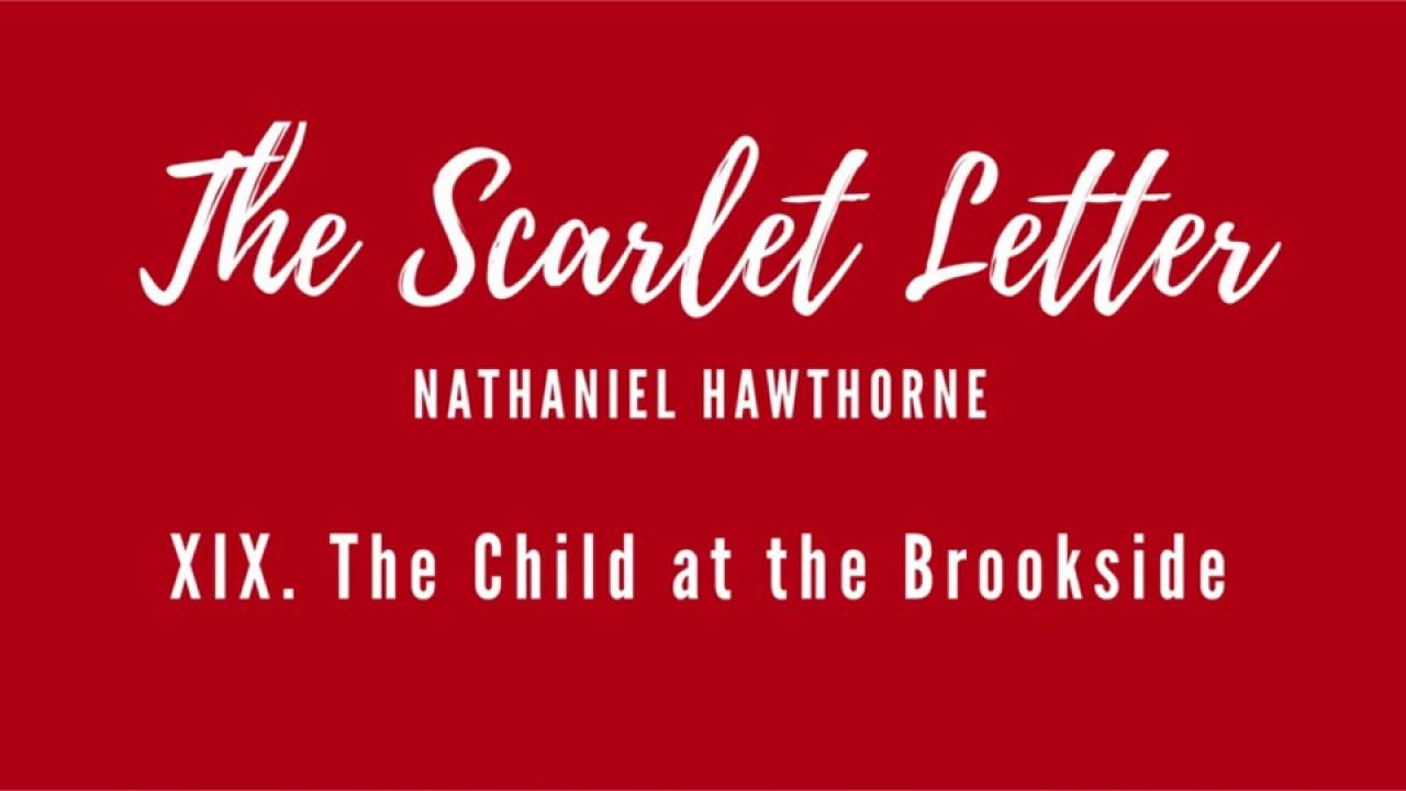 Scarlet Letter   Chapter 19   YouTube