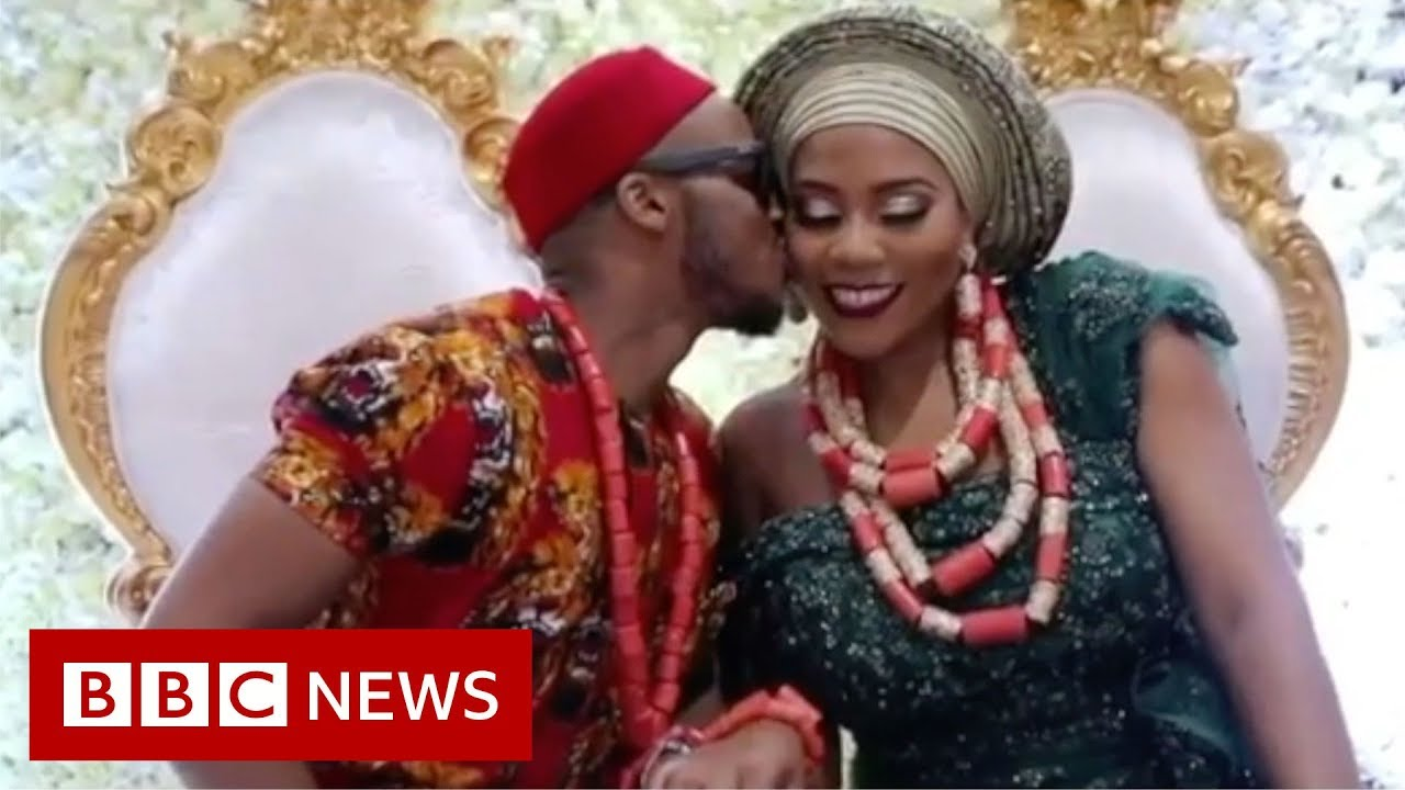 BBC News:Why did this Nigerian couple get married three times? - BBC News