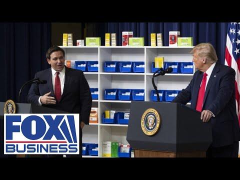 Trump may tap Florida Gov. DeSantis as running mate in potential 2024 run