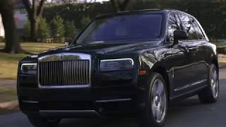 Tour the Rolls-Royce Cullinan