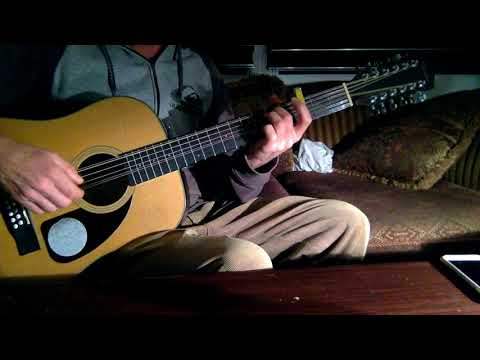 Track 59 FingerStyle - Ylia Callan Guitar
