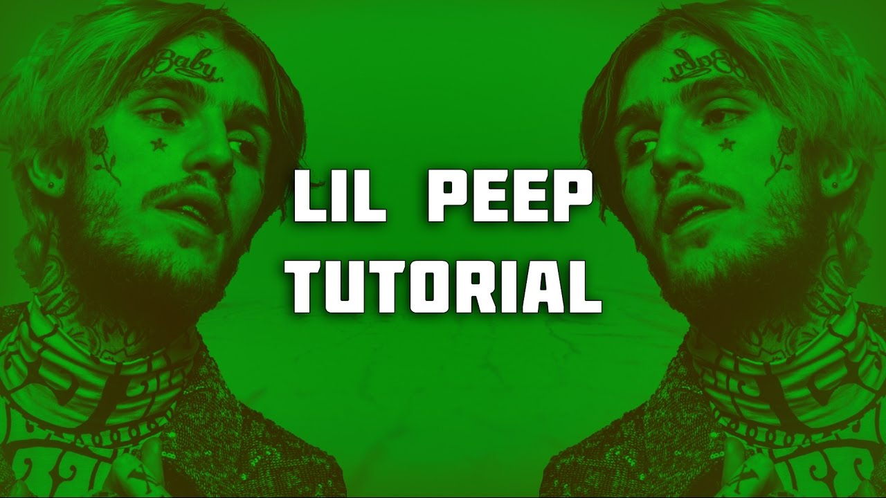 How To Make A Lil Peep Type Beat 🌊 (Lil Peep Tutorial)