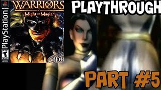 Warriors of Might and Magic (PS1) Playthrough - Part 5