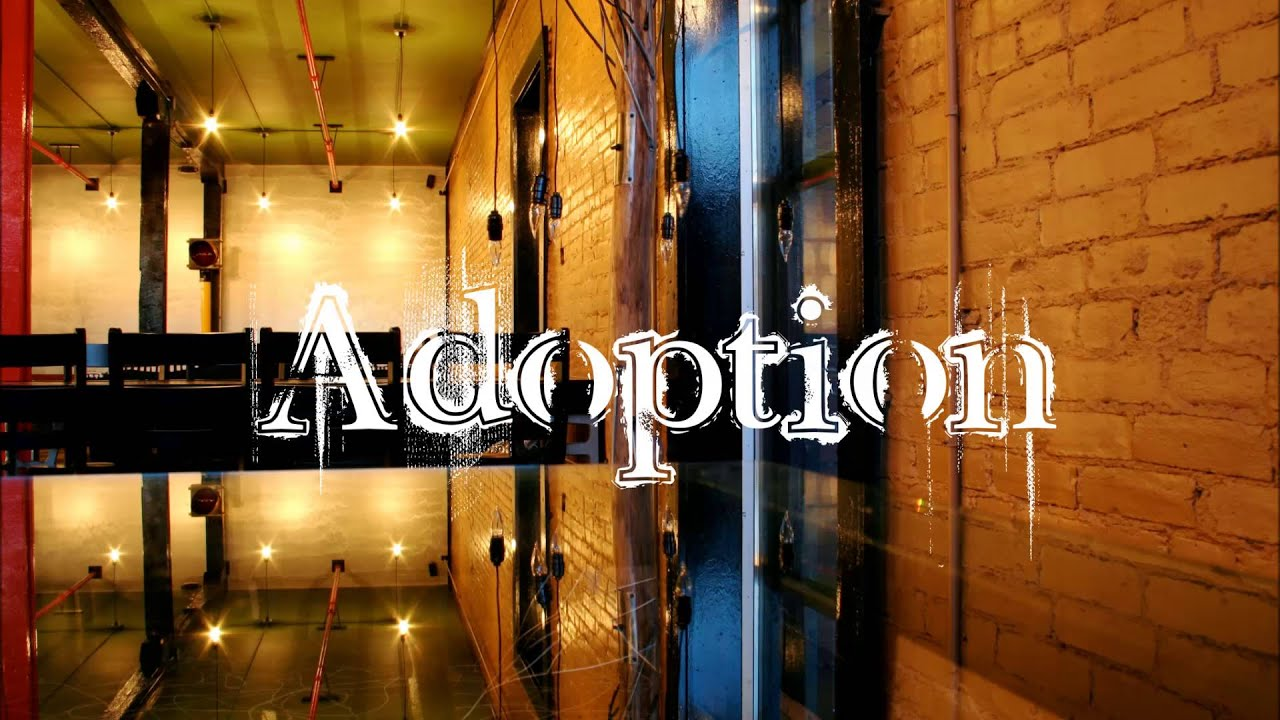 adoption spoken word