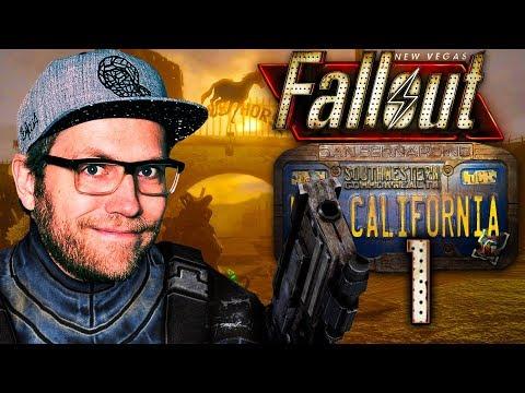 Kopf oder Zahl - Überleben in gemoddeter Endzeit | Fallout: New California mit Nils #01