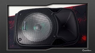 Hykker Sound Max - Imprezowa walizka na grilla ;)