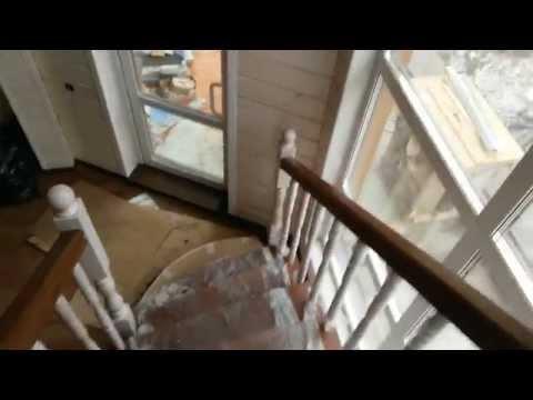 Отделка бани из клееного бруса под ключ YouTube