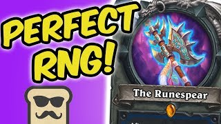 25% CHANCE TO WIN | RNG SHAMAN | HEARTHSTONE | DISGUISED TOAST