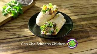 Pacific Rim Wraps Tropical Smoothie Cafe Hd