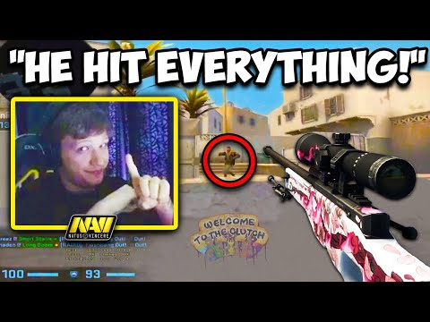 S1MPLE AND NIKO HAVE MASTERED THE AWP! NEW FAZE PLAYER IS INSANE! CS:GO Twitch Clips