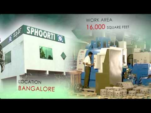 Sphoorti Machine Tools Pvt. Ltd. Bangalore