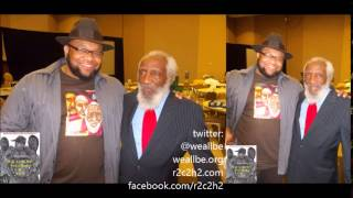 Baba Dick Gregory On Fear, Frankenstein, Ferguson, Police Brutality,Suge Knight, Job, Germanwings...