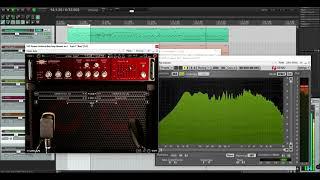 mixing guitars in reaper