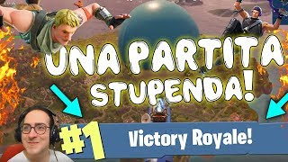 FORTNITE: Royal Victory #1 ft. Qlash Team