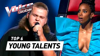 Download INCREDIBLE YOUNG TALENTS in The Voice Mp3 and Videos
