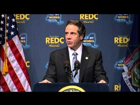 NY awards tax breaks, incentives to boost jobs