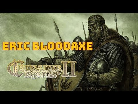 Let's Play CK2 Iron Century   Eric Bloodaxe #6   Norse Reformation