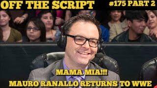 Mauro Ranallo Returns To WWE As Lead Announcer For NXT, Daniel Brya...