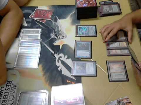 MTG Manila Vintage November 2012: Finals G2 Jace Control vs UB Delver