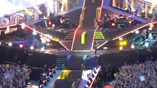 One Direction - No Control + What Makes You Beautiful Brussels 13/06