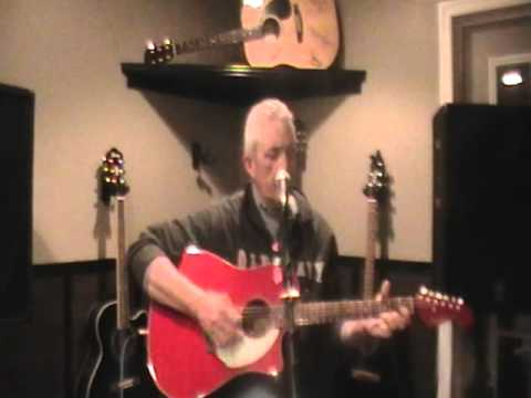 keith whitley Don't close your eyes Cover by Anthony Hoffman Silverthrottleband