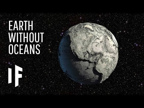 What If We Drained the Oceans?