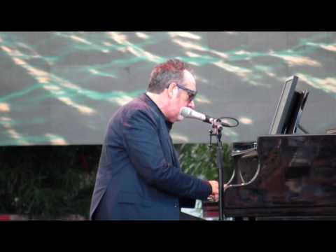 Elvis Costello - I CAN'T STAND UP FOR FALLING DOWN @ Ohana Festival 08-27-16 mp3