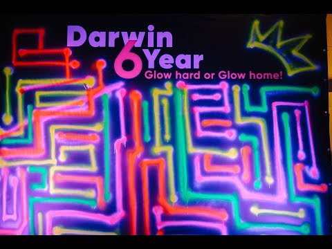 Darwin Neon Party!