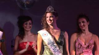 Miss St-Barth 2010(NicolePeraud pour RFO)