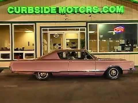 1967 Chrysler Newport Custom 2door HT(hardtop). 4121lbs. curb weight