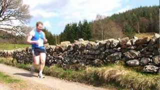 Betws-y-Coed 2012 Half Marathon Highlights; with Amanda Protheroe-Thomas